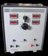 Regüleli ve Manuel kontrollü DC ve AC test cihazı